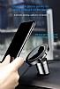 Baseus Big Ears Kablosuz Şarj Özellikli Havalandırma Manyetik Tutucu - Resim 8