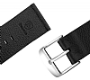 Baseus Buckle Apple Watch 38 mm Siyah Deri Kordon - Resim: 3