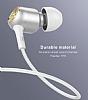 Baseus Encok H02 Mikrofonlu Kulakiçi Siyah Kulaklık - Resim 6