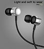 Baseus Encok H04 Mikrofonlu Kulakiçi Kırmızı Kulaklık - Resim 7