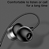 Baseus Encok H04 Mikrofonlu Kulakiçi Rose Gold Kulaklık - Resim 5
