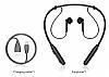 Baseus Encok S16 Siyah Bluetooth Kulaklık - Resim 2