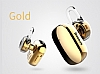 Baseus Encok Gold Mini Bluetooth Kulaklık - Resim 8