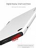 Baseus Esazi Series 10000 mAh Powerbank Beyaz Yedek Batarya - Resim 1