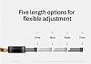 Baseus Flexible Lightning ve Micro USB Data Kablosu 74cm - Resim 5