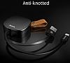 Baseus Flexible Lightning ve Micro USB Data Kablosu 74cm - Resim 8