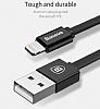 Baseus Flexible Lightning ve Micro USB Data Kablosu 74cm - Resim 4