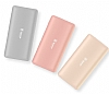 Baseus Galaxy Series 10000 mAh Powerbank Rose Gold Yedek Batarya - Resim: 5