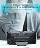 Baseus Gamepad iPhone 7 / 8 Standlı Siyah Oyun Kılıfı - Resim 4