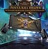 Baseus Gamepad iPhone 7 / 8 Standlı Kırmızı Oyun Kılıfı - Resim 6