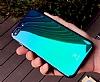 Baseus Glass iPhone 7 Plus / 8 Plus Sarı Rubber Kılıf - Resim 2