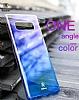 Baseus Glaze Samsung Galaxy Note 8 Mor Rubber Kılıf - Resim 1