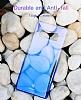 Baseus Glaze Samsung Galaxy Note 8 Pembe Rubber Kılıf - Resim 5