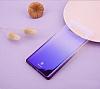 Baseus Glaze Samsung Galaxy Note 8 Mor Rubber Kılıf - Resim 10