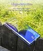 Baseus Glaze Samsung Galaxy Note 8 Mor Rubber Kılıf - Resim 6