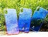 Baseus Glaze iPhone X Mor Rubber Kılıf - Resim 11