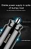 Baseus Grain Çift USB Girişli Siyah Araç Şarj Aleti - Resim 4