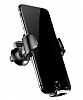 Baseus Gravity Universal Araç Siyah Havalandırma Tutucu - Resim 2