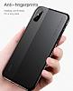 Baseus Half to Half iPhone X Siyah Silikon Kılıf - Resim 6