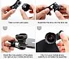 Baseus HD Kırmızı Kamera Lensi - Resim 3
