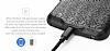 Baseus iPhone 6 Plus / 6S Plus Siyah Bataryalı Kılıf - Resim 1