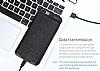 Baseus iPhone 7 Plus / 8 Plus Siyah Bataryalı Kılıf - Resim 10