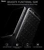 Baseus iPhone 7 Plus / 8 Plus Siyah Bataryalı Kılıf - Resim 7