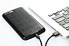 Baseus iPhone 7 / 8 Siyah Bataryalı Kılıf - Resim 5