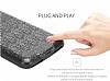 Baseus iPhone 7 / 8 Siyah Bataryalı Kılıf - Resim 3