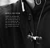 Baseus Licolor Manyetik Beyaz Bluetooth Kulakiçi Kulaklık - Resim 6