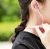Baseus Licolor Manyetik Beyaz Bluetooth Kulakiçi Kulaklık - Resim 5