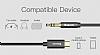 Baseus M01 Type-C Silver Aux Kablo 1.20m - Resim 6