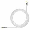 Baseus M01 Type-C Silver Aux Kablo 1.20m - Resim 9