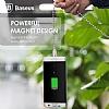 Baseus Micro USB Manyetik Dayanıklı Gold Data Kablosu 1m - Resim 5
