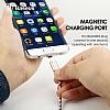 Baseus Micro USB Manyetik Dayanıklı Gold Data Kablosu 1m - Resim 3