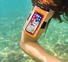 Baseus Multi-Functional Universal Su Geçirmez Cep Telefonu Lacivert Kılıfı - Resim 1