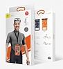 Baseus Multi-Functional Universal Su Geçirmez Cep Telefonu Lacivert Kılıfı - Resim 12
