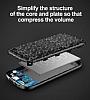 Baseus Plaid 10000 mAh Lightning + Micro USB Powerbank Beyaz Yedek Batarya - Resim 5