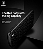 Baseus Plaid 10000 mAh Lightning + Micro USB Powerbank Beyaz Yedek Batarya - Resim 3