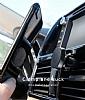 Baseus Privity Manyetik Silver Araç Havalandırma Tutucu - Resim 6