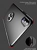 Baseus Ring Bracket iPhone X Selfie Yüzüklü Rubber Kılıf - Resim 3