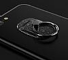 Baseus Ring Bracket Universal Siyah Yüzük Tutucu - Resim 1