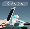 Baseus Robot Universal Vantuzlu Telefon Tutucu - Resim 1