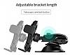 Baseus Robot Universal Vantuzlu Telefon Tutucu - Resim 4