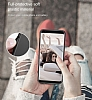 Baseus Samsung Galaxy S8 5000 mAh Bataryalı Kırmızı Kılıf - Resim 10