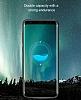 Baseus Samsung Galaxy S8 5000 mAh Bataryalı Kırmızı Kılıf - Resim 6