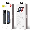 Baseus Samsung Galaxy S8 5000 mAh Bataryalı Kırmızı Kılıf - Resim 11