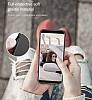 Baseus Samsung Galaxy S8 Plus 5500 mAh Bataryalı Lacivert Kılıf - Resim 10
