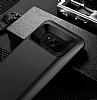 Baseus Samsung Galaxy S8 Plus 5500 mAh Bataryalı Lacivert Kılıf - Resim 7