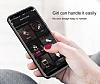 Baseus Samsung Galaxy S8 Plus 5500 mAh Bataryalı Kırmızı Kılıf - Resim 9